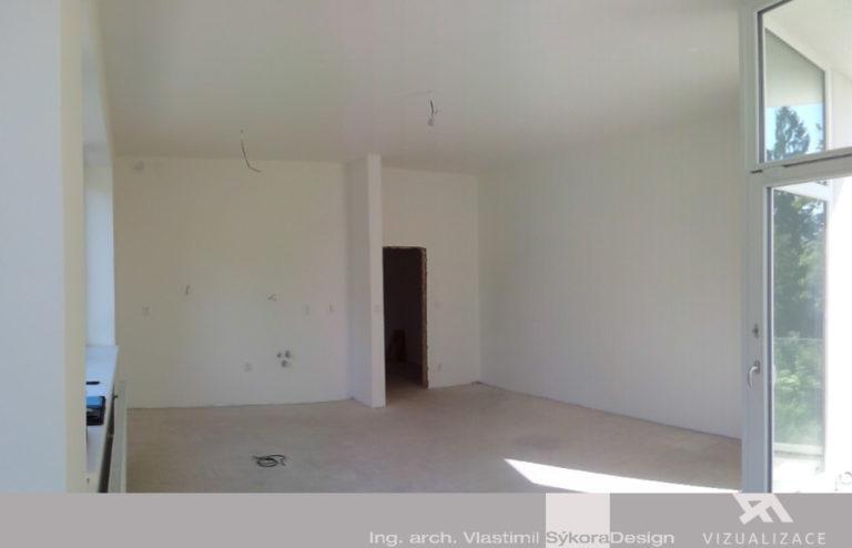 Kompletní návrhy interiérů