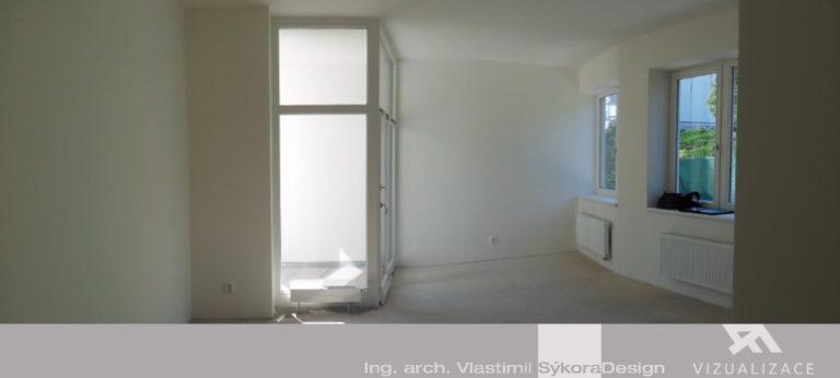 Návrh interiéru domu