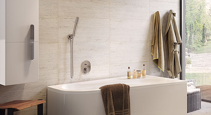 Vizualizace zařízení koupelen