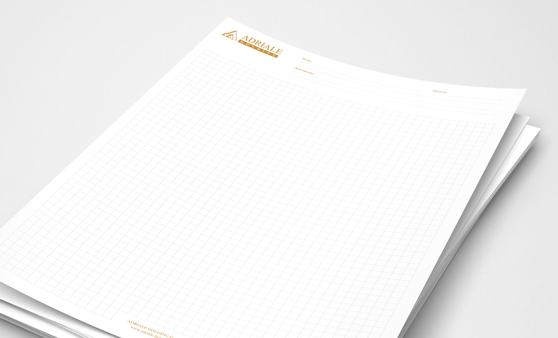 hlavičkový papír