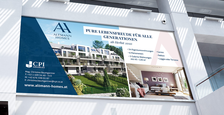 Altmann Homes - banner