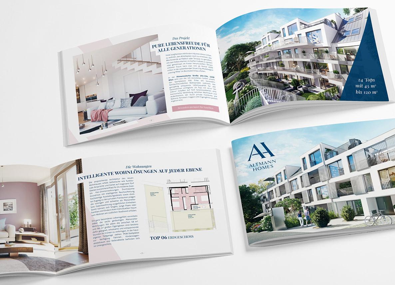 Altmann Homes - katalog