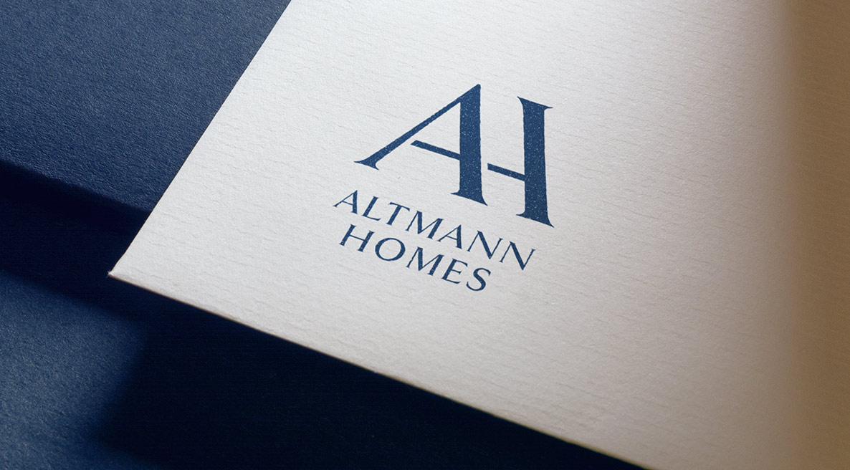 Altmann Homes - logo